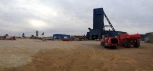 Entrée / Oyu Tolgoi Joint Venture construction begins
